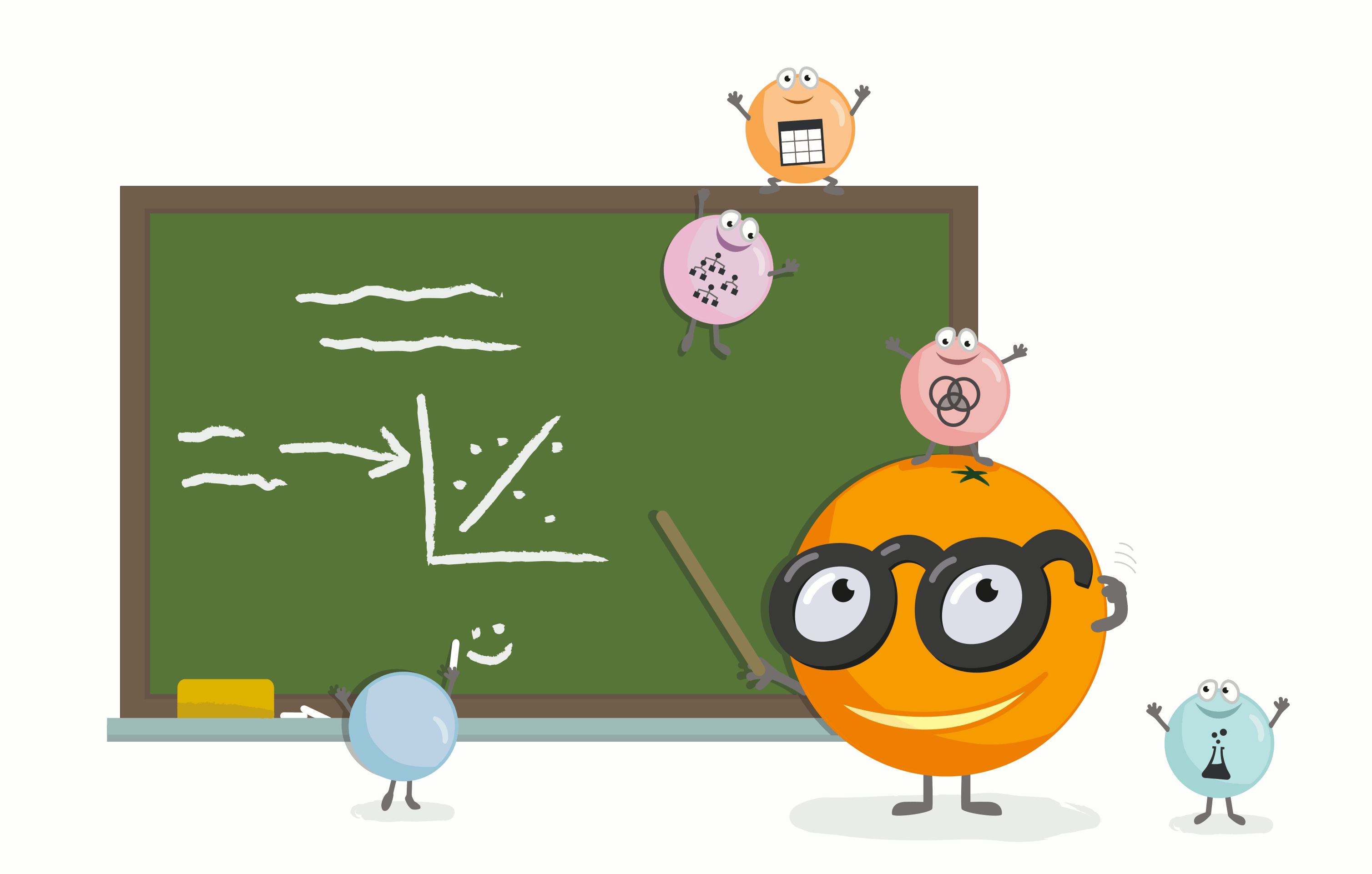 Orange – Training Data Mining Fruitful and Fun