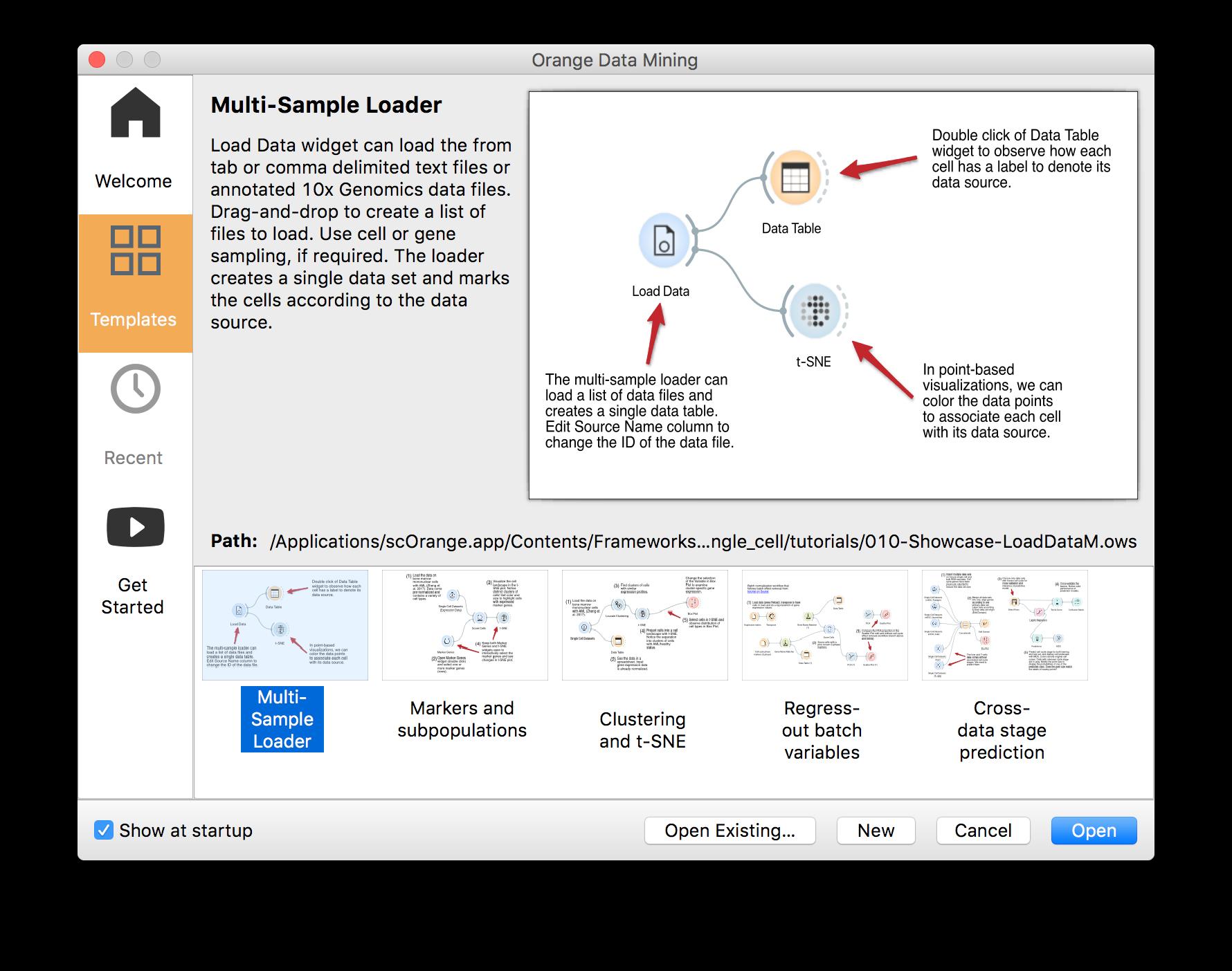 Orange – Getting started Data Mining Fruitful and Fun